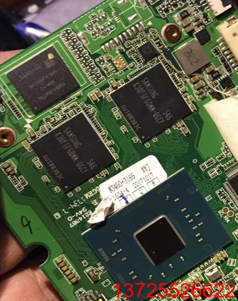 回收平板电脑主板